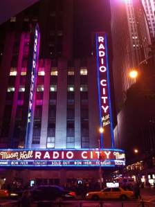 Radio City for Bon Iver