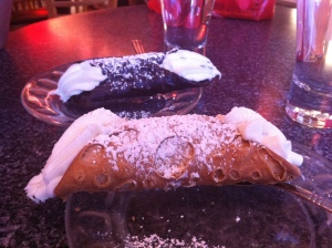 Canoli's in Little Italy