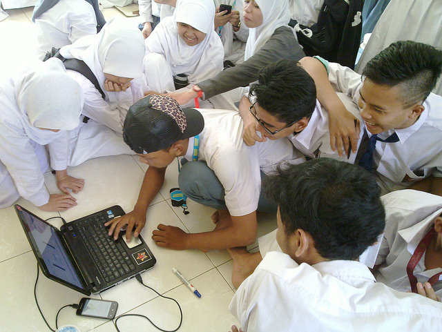 Learning in teams in Bekasi