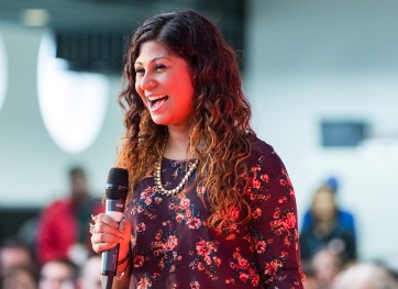 Speaking at Mozfest